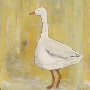 Frannie the Goose