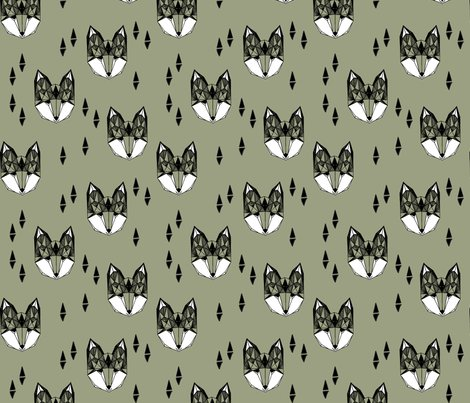 Fox_head_olive_green_shop_preview