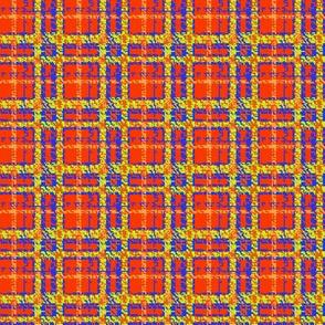 8-bit Plaid