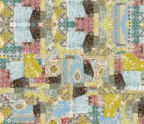 pattern fabric by bhavya on Spoonflower - custom fabric