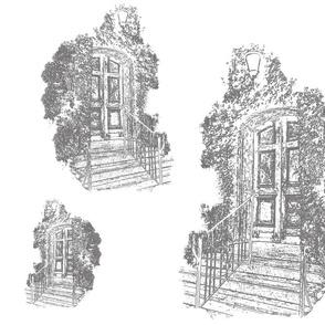 Faded_Doorway in  Grey…_Cynthia_Weber-ch-ch-ch-ch
