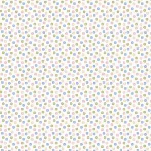 Spot candy white