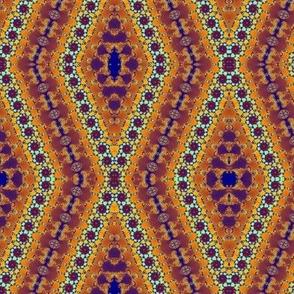 Tilted Jewel Tone