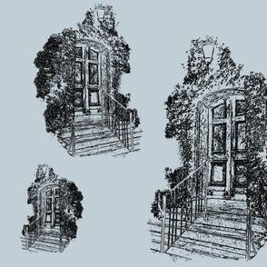 Faded_Doorway in  Grey…_Cynthia_Weber-ch-ch-ch-ch-ch-ch