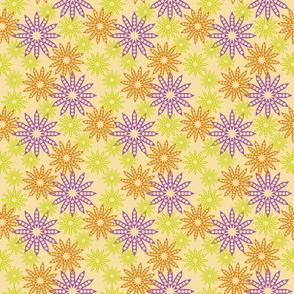 floral allover