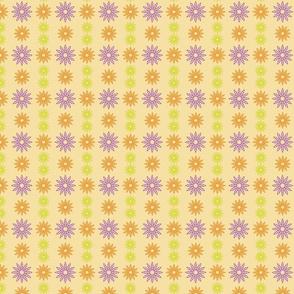 floral square