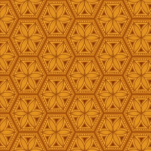Honeycomb Floral