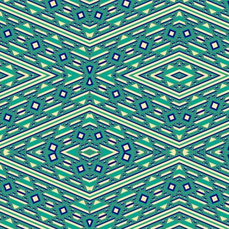Tilting Mountain Blanket fabric by clotilda_warhammer on Spoonflower - custom fabric