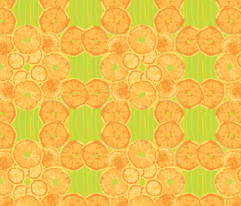 citrus_fruit fabric by renelope on Spoonflower - custom fabric