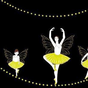 Ballet Butterflies // Ballerina's  butterfly dance