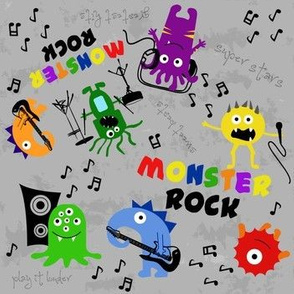 Monsters Rock