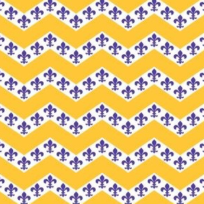 LSU Chevron 4