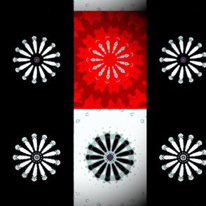 BLACK & RED by EvandeCraats 2013