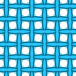 Daisy Chain - Basket Weave