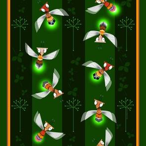 Little Green Lanterns