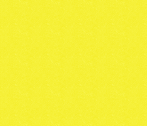 Watermelon seeds - yellow fabric by feliciadavidsson on Spoonflower - custom fabric