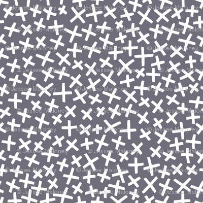An Assortment of X's - Coal