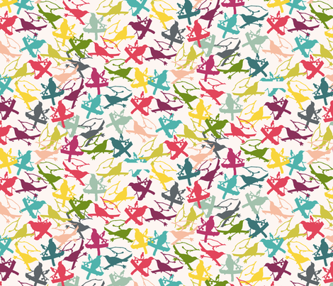 In_Love fabric by bethanialimadesigns on Spoonflower - custom fabric