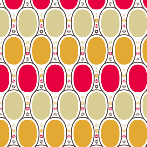 spoon 1x 3 fabric by sef on Spoonflower - custom fabric