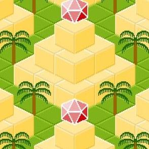 ziggurat zigzag