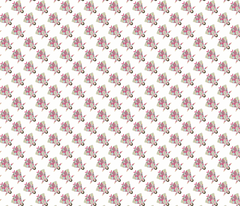 flora_pattern__1a fabric by lfntextiles on Spoonflower - custom fabric