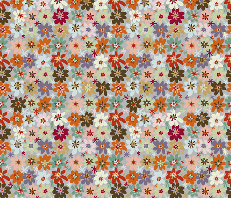 sophie fabric by lfntextiles on Spoonflower - custom fabric