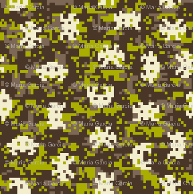 Gamepix Monster Camo