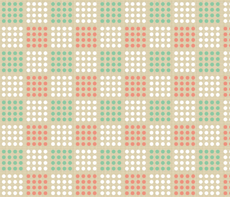 Light Up The Night: spot fabric by cerigwen on Spoonflower - custom fabric