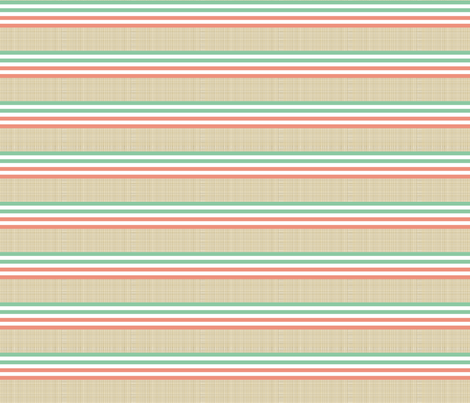 Light Up The Night: stripe fabric by cerigwen on Spoonflower - custom fabric