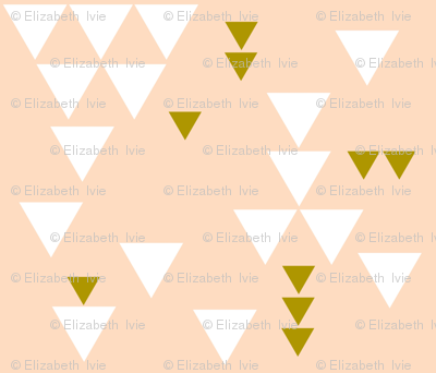 blush triangle fall