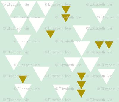 mint triangle fall