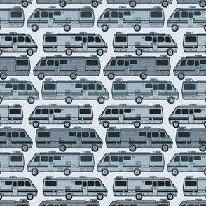 vans light blue