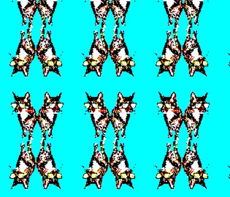 Lenny8Bit fabric by shmoopie22 on Spoonflower - custom fabric