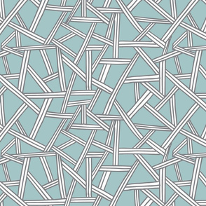Sticks - Aqua