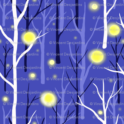 Fireflies in the Forest 2