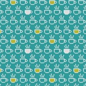 8-bit Coffee Blues