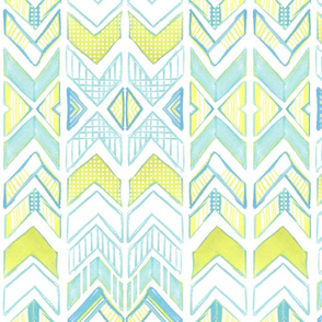 Chalk Chevron