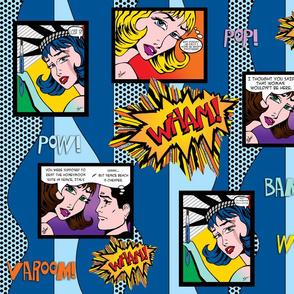 Comic Retro WHAM