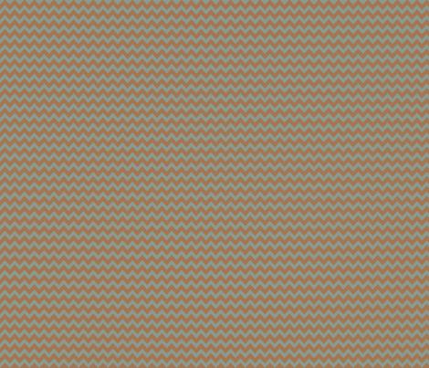 CORAL_JADE_ZIGZAG fabric by mammajamma on Spoonflower - custom fabric
