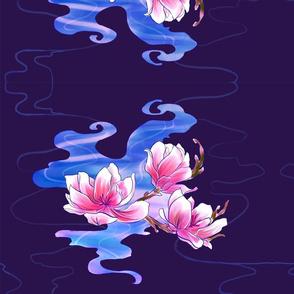 Magnolia night