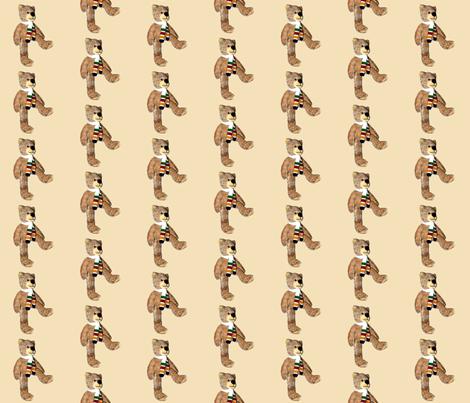 Bear4  fabric by koalalady on Spoonflower - custom fabric