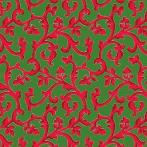 Forest_Christmas_Scroll