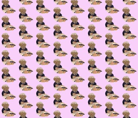 Bear 8  fabric by koalalady on Spoonflower - custom fabric