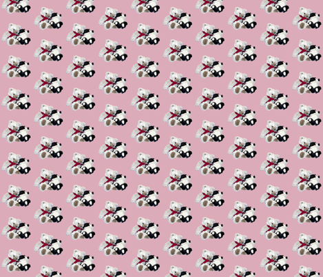 Bear10 fabric by koalalady on Spoonflower - custom fabric