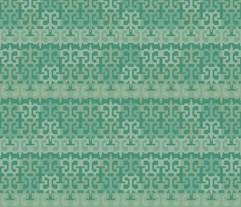 betabrand_aqua_2 fabric by tat1 on Spoonflower - custom fabric
