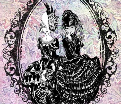 Cameo Lolita Border