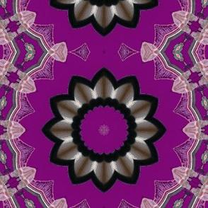 Kaleidescope 0209 k1 purple