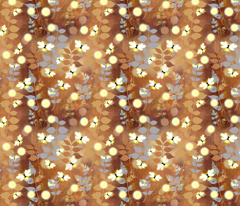 dance_of_the_firefly fabric by weejock on Spoonflower - custom fabric