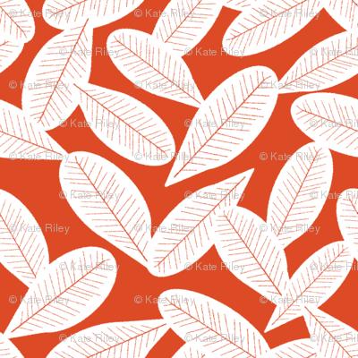 Falling Leaves, Tangerine