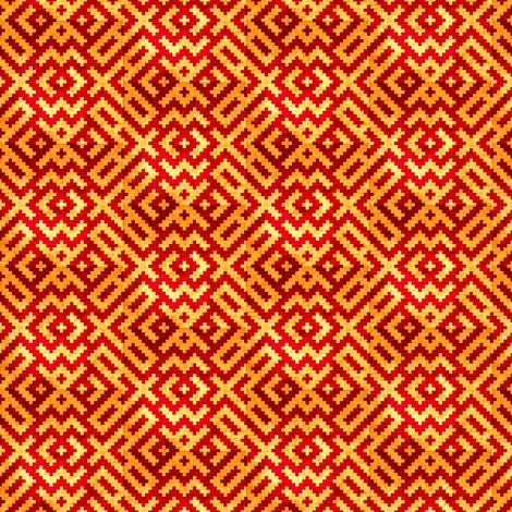 we-now fabric by ashenka on Spoonflower - custom fabric